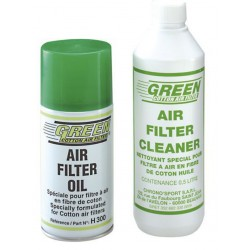 Green Luftfilter Reinigungskit