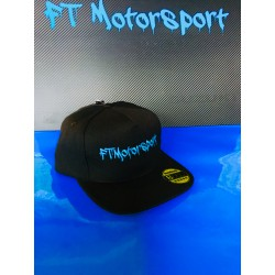 FT Motorsport Snapback Cap