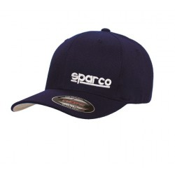 Sparco Flexfit Cap Navy Blue
