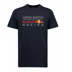 Red Bull Logo Shirt blue men